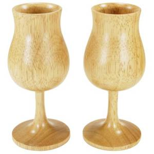 Bilde av Tre Cognac glass liljeformet
